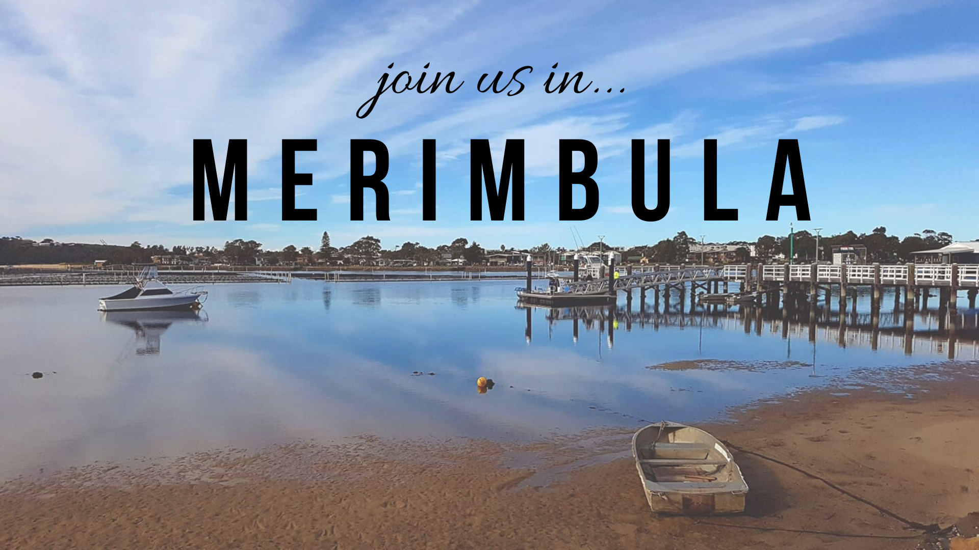 Merimbula - The very best place for your next Conference