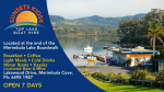 Top Lake Boat Hire Merimbula & Sunsets Kiosk
